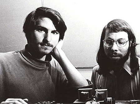 Jobs and Wozniak